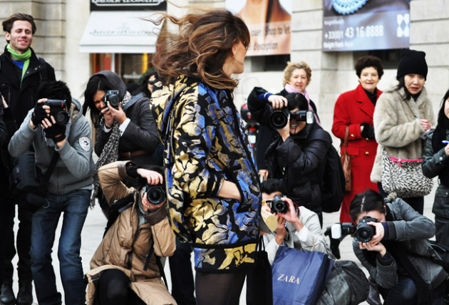 Anna Dello Russo, photo via style.com