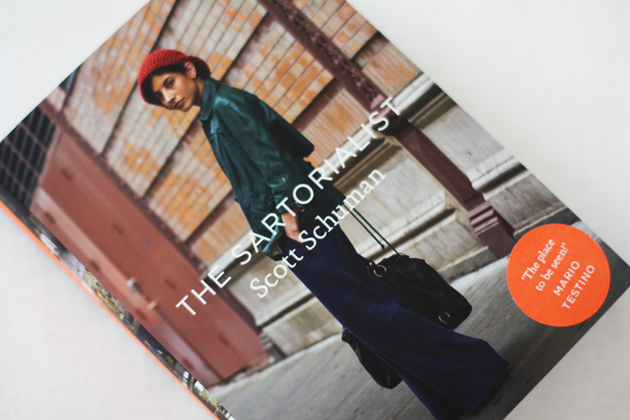 The Sartorialist book giveaway