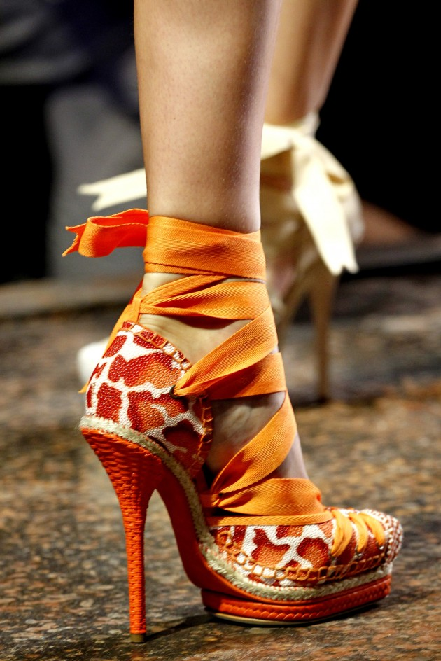 Dior Spring/Summer 2011 shoes