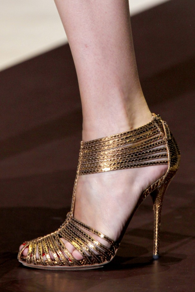 Gucci Spring/Summer 2011 shoes