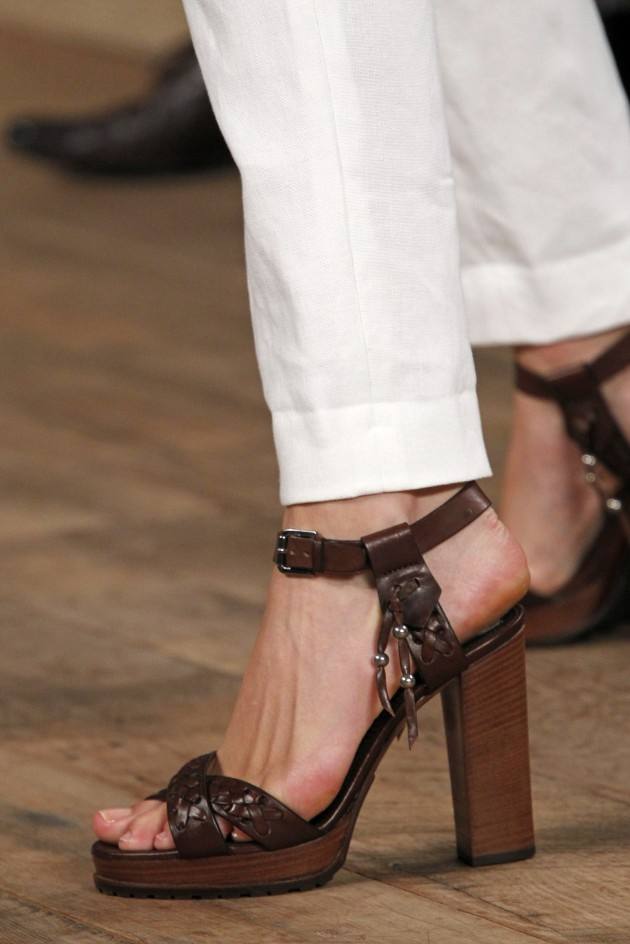 Ralph Lauren Spring/Summer 2011 shoes
