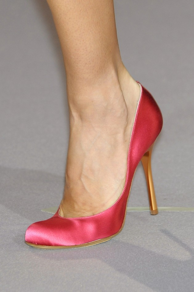 Emporio Armani Spring/Summer 2011 shoes