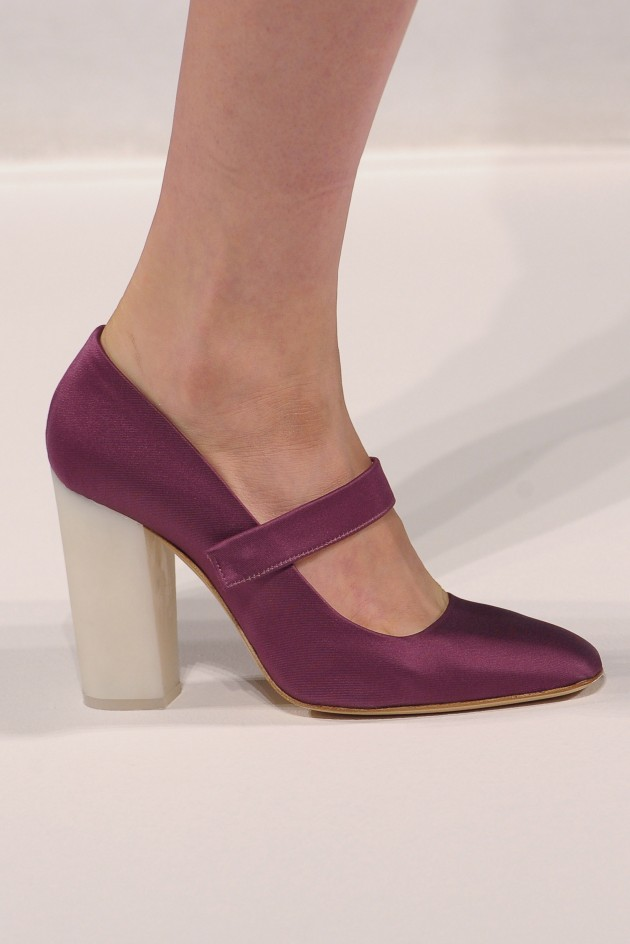 Max Mara Spring/Summer 2011 shoes