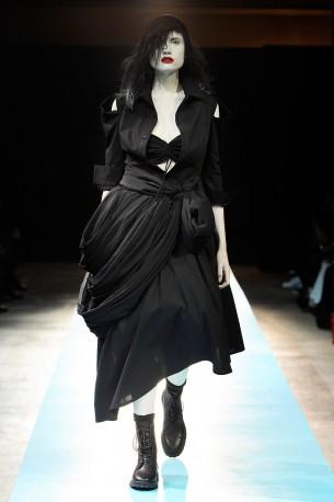 Yohji Yamamoto Spring/Summer 2011