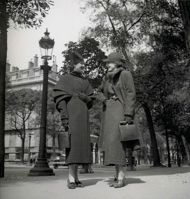 Elsa Schiaparelli designs, 1934