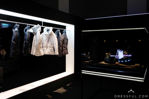 Hogan by Karl Lagerfeld Fall/Winter 2011/2012 display
