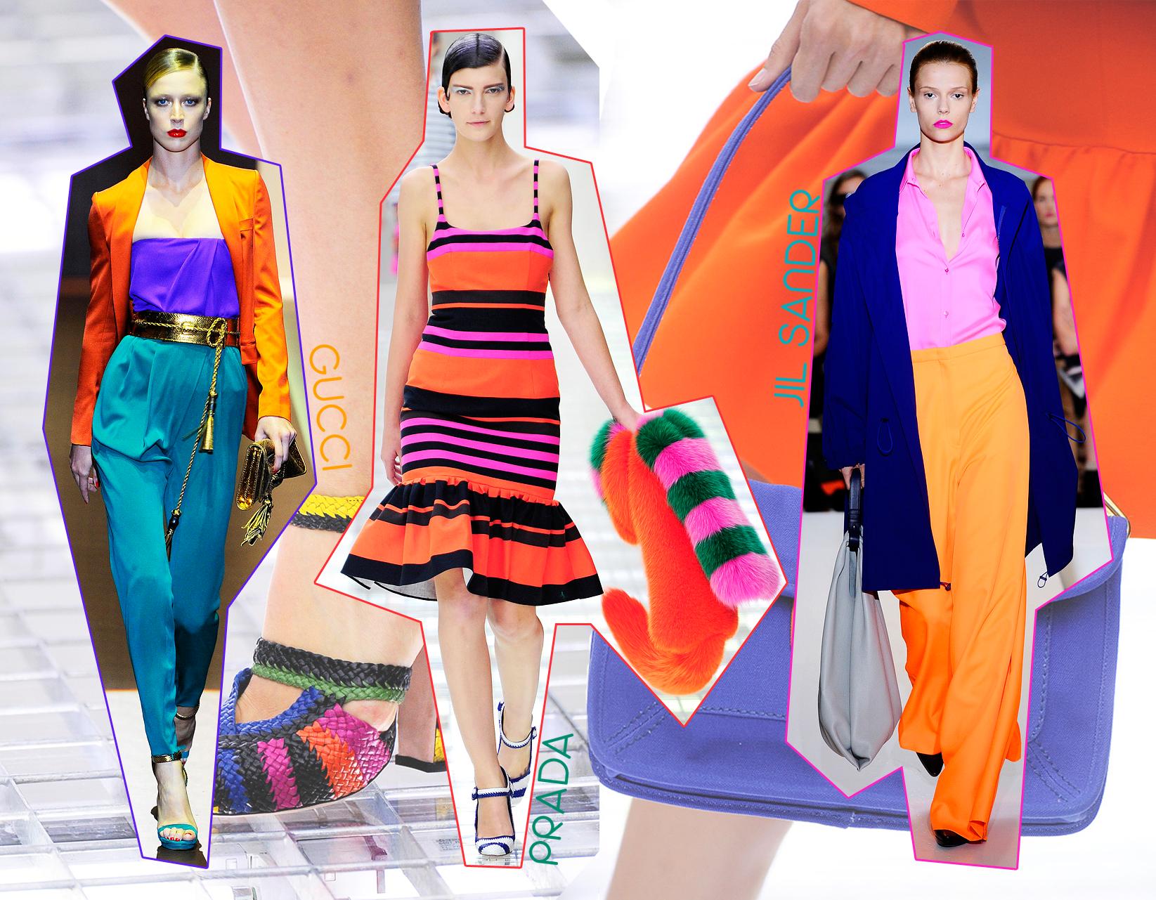 Bright & bold colors revolution vs. Zara disappointment