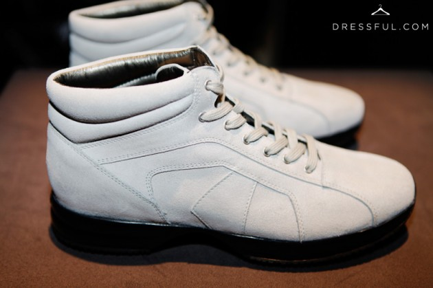 Sneakers by Hogan by Karl Lagerfeld Fall/Winter 2011/2012