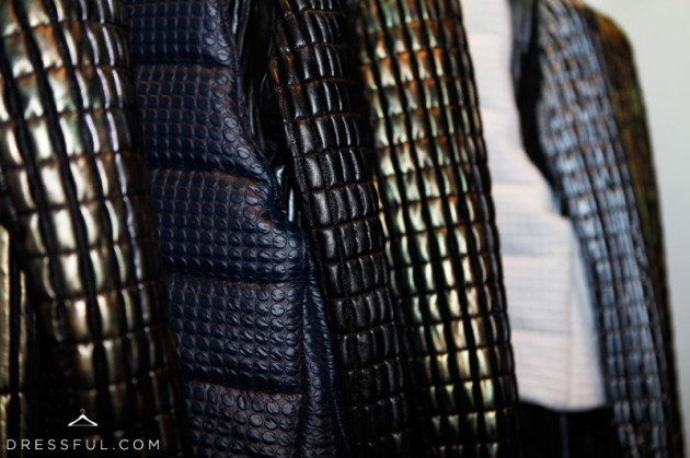 Textures by Hogan by Karl Lagerfeld Fall/Winter 2011/2012