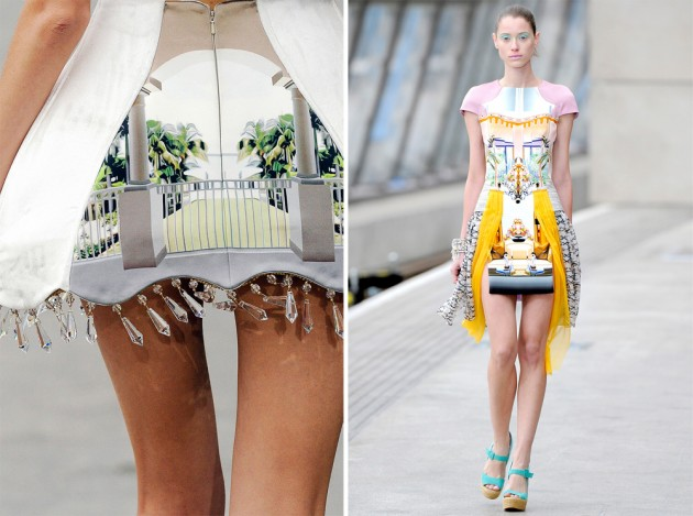 Mary Katrantzou Spring/Summer 2011