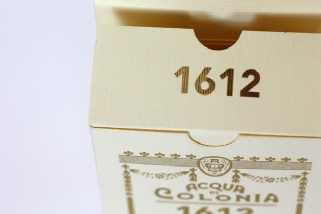 Santa Maria Novella perfume box