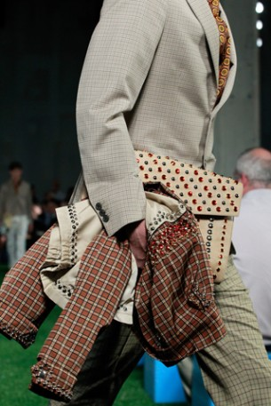 Prada Men's Spring Summer 2012