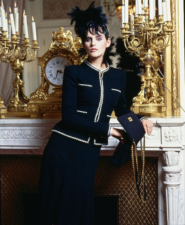 chanel-jacket-stella-tennant