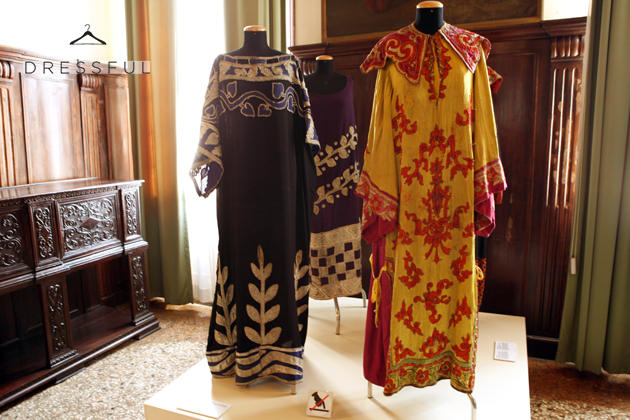 Elegance in exile exhibition