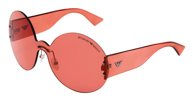 Emporio Armani 30th anniversary women's sunglasses