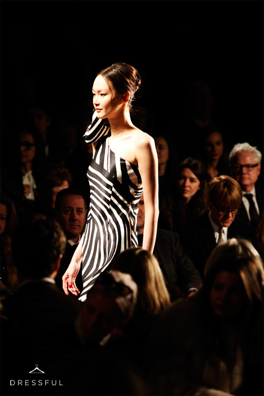 Naeem Khan Fall 2012 show