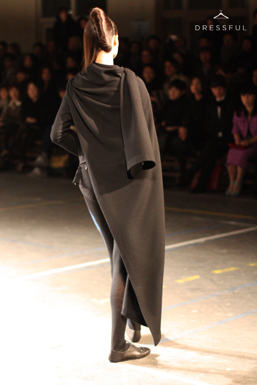 Yohji Yamamoto Fall/Winter 2012/2013