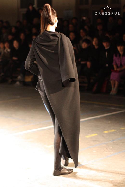 Yohji Yamamoto Fall/Winter 2012/2013