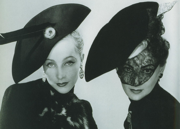 Elsa Schiaparelli hats