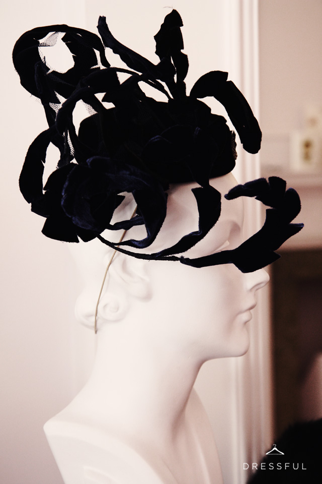 Stephen Jones headpiece