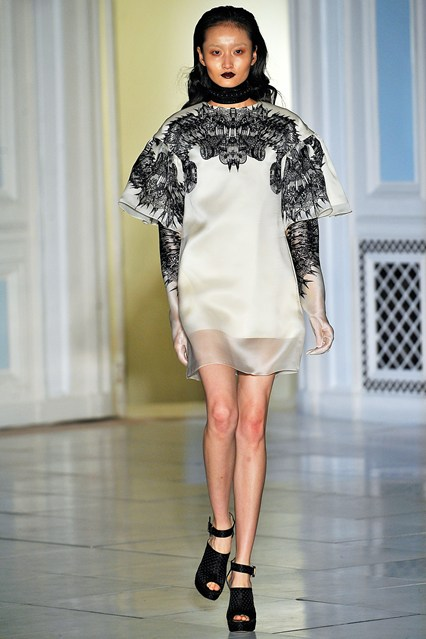 Fyodor Golan Autumn Winter 2013