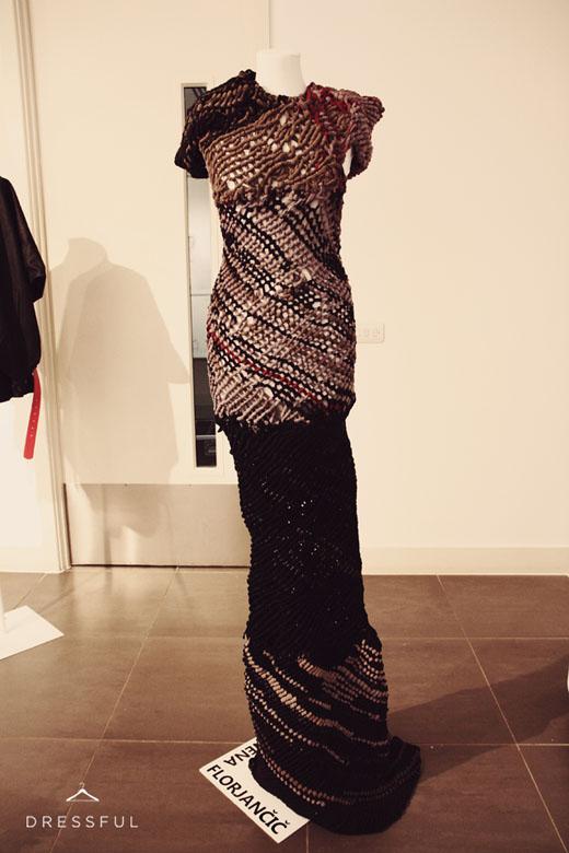 Nena Florjančič  dress