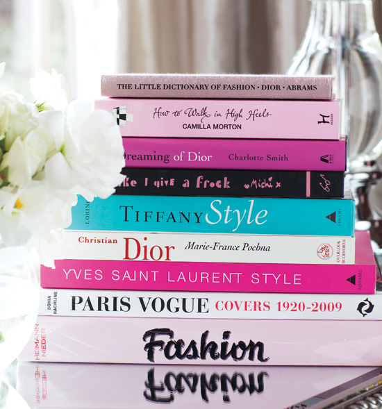 Do you like fashion books?
