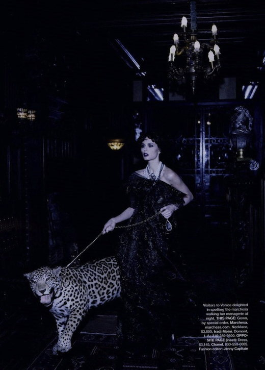 Georgina Chapman as Marchesa Casati