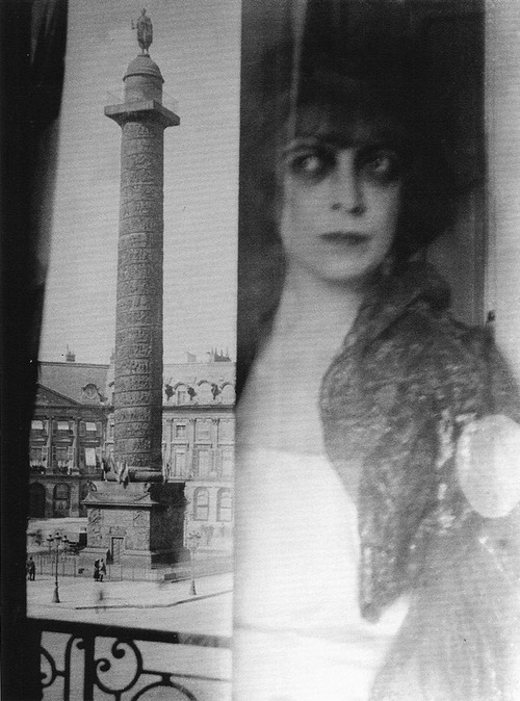 Marchesa Casati by Man Ray