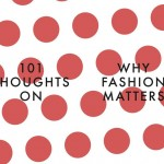 Book review: Why Fashion Matters