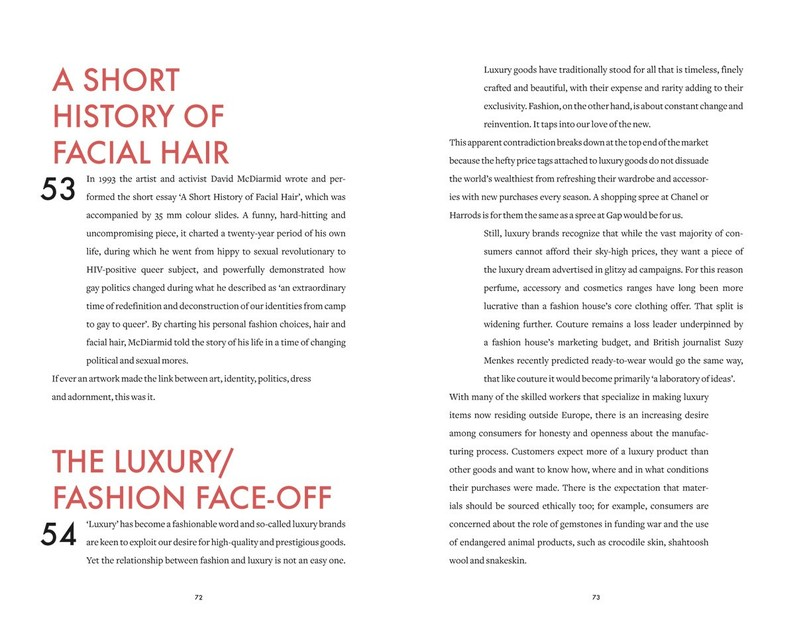 Why Fashion Matters book by Frances Corner