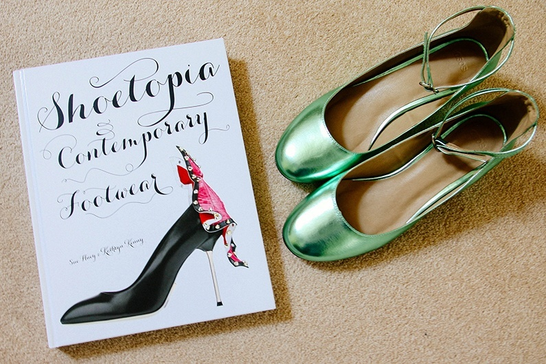 Shoetopia: Contemporary Footwear book review