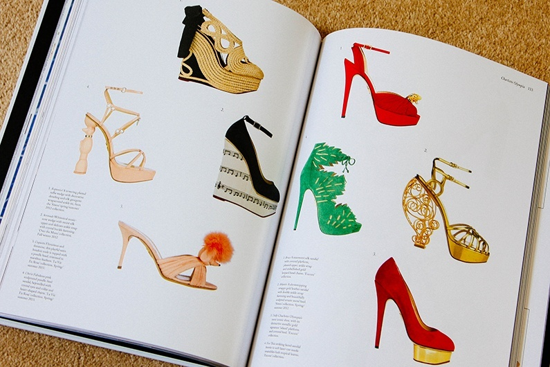 Shoetopia Contemporary Footwear book