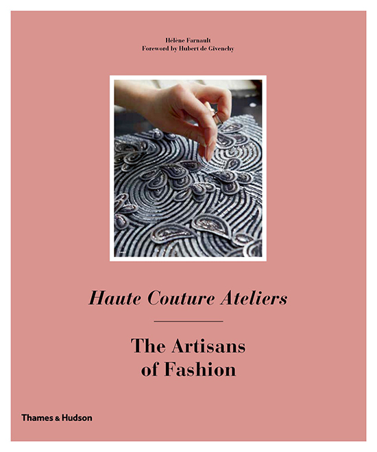 haute couture ateliers book cover