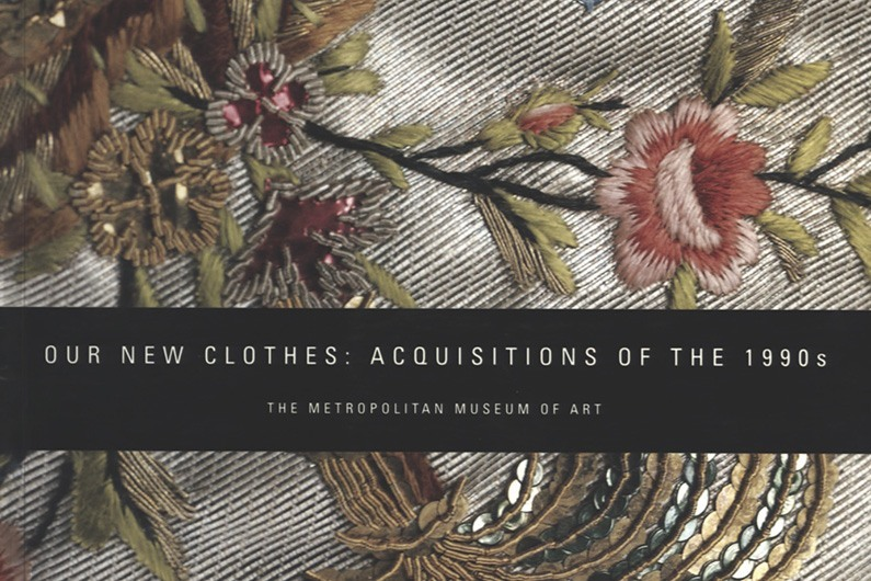 20 free fashion books to download from The Metropolitan Museum of Art